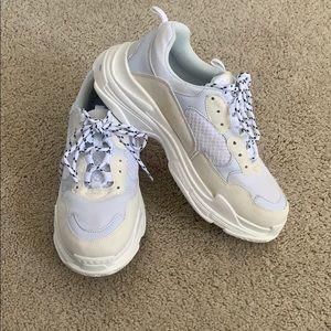 Nasty gal platform sneaker